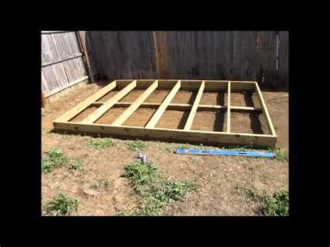 grid prepper storage shedworkshop construction part