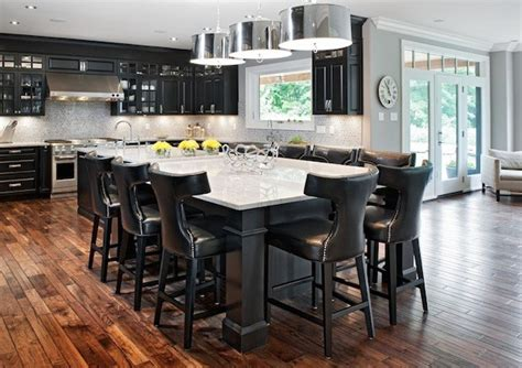 kitchen center island with seating improving your kitchen functionality with an island