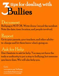 Ways to Stop School Bullying