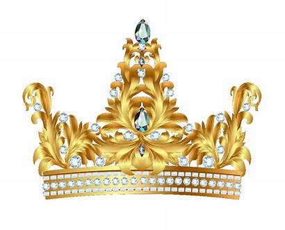 Crown Queen Clipart Princess Transparent Diamonds Elizabeth