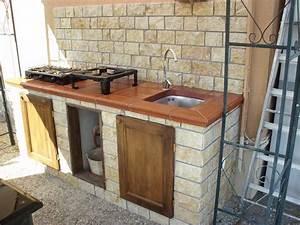Come arredare una cucina da esterno
