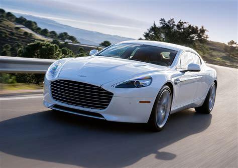 Aston Martin Rapide S Conquers U.s.