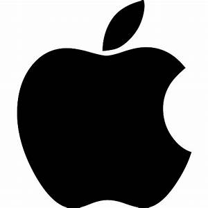 Apple logo - Free food icons