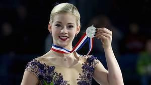 Figure skater Gracie Gold talks body image, 2018 Olympics ...