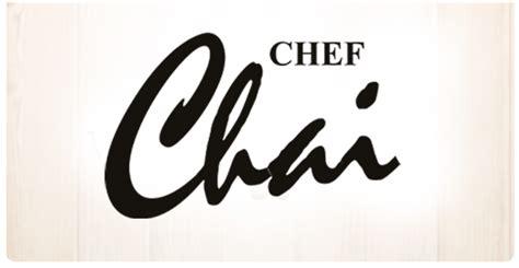 chef cuisine chef chai