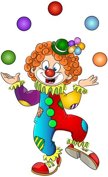 Clown Transparent Clip Art Image | Clown images, Clown ...