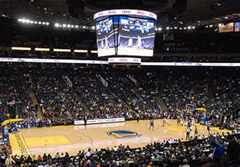 warriors announce upgrades  oracle arena    season golden state warriors