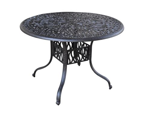 42 inch round dining table floral blossom 42 inch round dining table the home depot