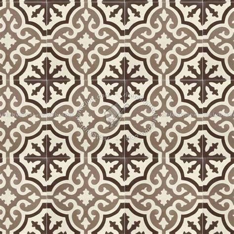 victorian cement floor tile uni colour texture seamless