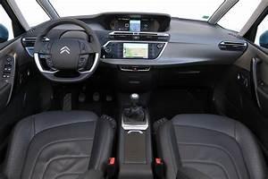 Citroën C4 Picasso Business : essai du citro n grand c4 picasso 2 0 bluehdi de 150 ch 2013 l 39 argus ~ Gottalentnigeria.com Avis de Voitures