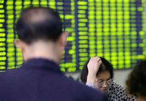 stock broker nz panic grips markets amid crash radio new zealand