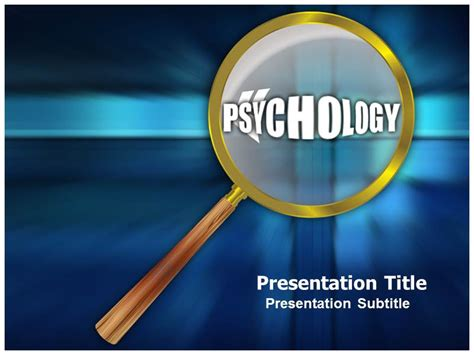psychology powerpoint templates  highest quality