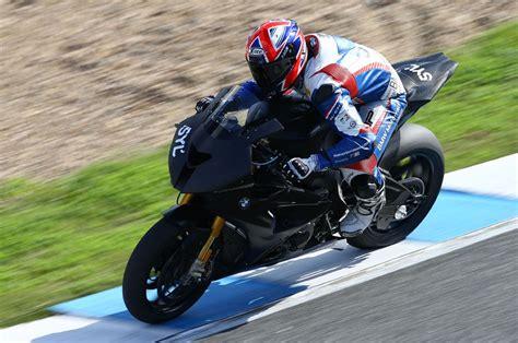 New Bmw S1000rr Race Bike Breaks Cover