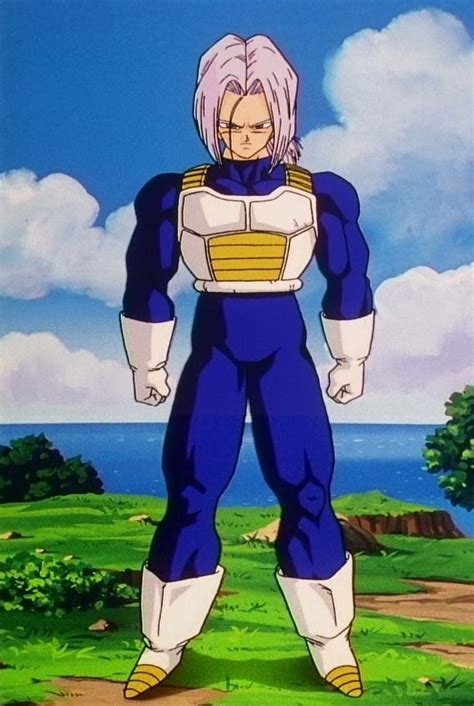 Trunks Futuro Dragon Ball Wiki Brasil Fandom