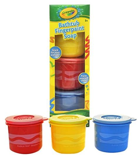 crayola bathtub fingerpaint soap soap shopswell