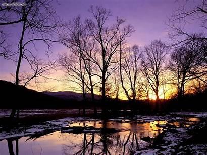 Cove Cades Winter Smoky Mountains National Park