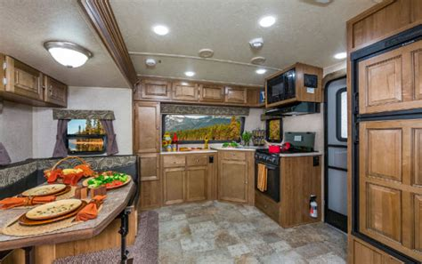 The Top 5 Best Front Kitchen Travel Trailers  Rvingplanet