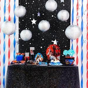 DIY Star Wars Party Decorations Birthday Express
