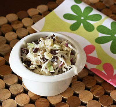 Creamy Coleslaw With Pineapple Recipe