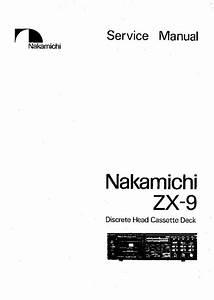 Nakamichi Zx
