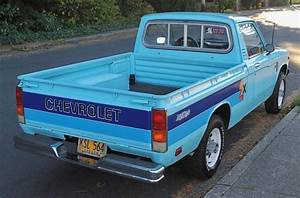 1980 Chevrolet Luv 4x4 Pickup  Fully Refurbished  New Paint And Graphics  Luv For Sale  Photos