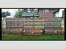 How To Build A Garden Box How To Build A Cedar Garden Box