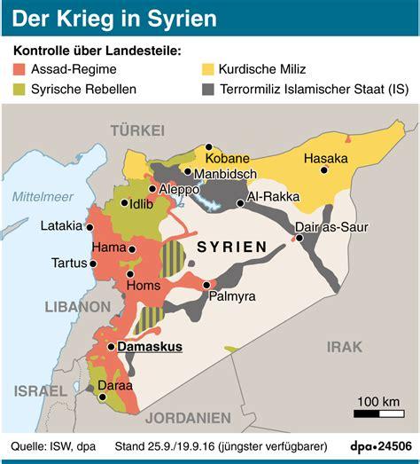 krieg  syrien assad hat de facto keine armee mehr