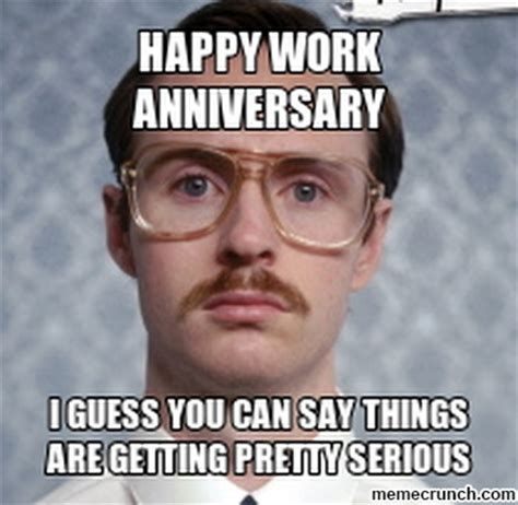 Anniversary Meme - 5 year work anniversary meme pictures to pin on pinterest pinsdaddy