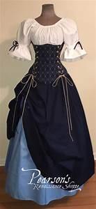 Bonnie Lass Ensemble - renaissance clothing, medieval ...