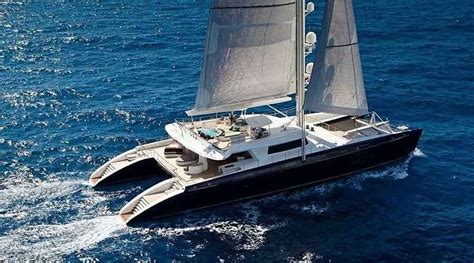 Power Catamaran Charter Greece by Hemisphere Hellas Yachting