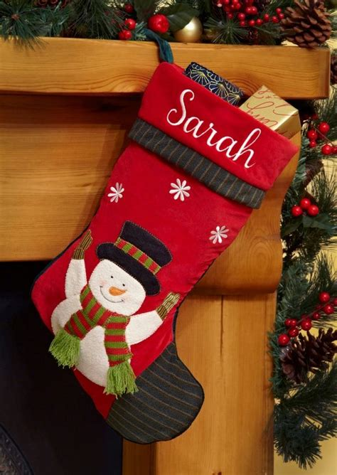christmas stockings decorating ideas    season