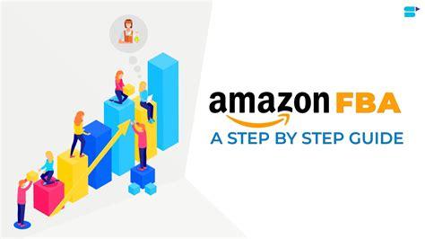 fba guide start selling step seller sales