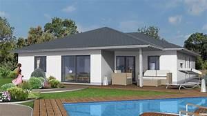 Bungalow Mit Garage Bauen : grundriss bungalow u form mit garage ~ Lizthompson.info Haus und Dekorationen