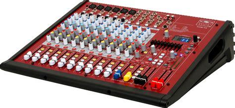 Galaxy Audio AXS-14 Mixer