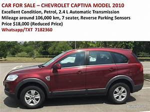 Chevrolet Captiva 2010 For Sale