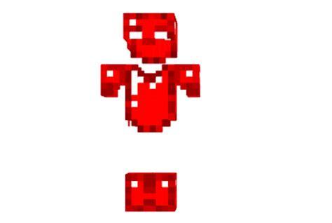 red armor skin mod minecraftnet