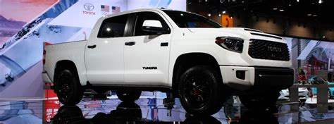 toyota tundra trd pro features  specs