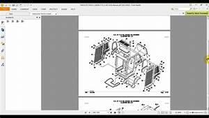 Takeuchi Track Loader P Tl12 Ad Parts Manual