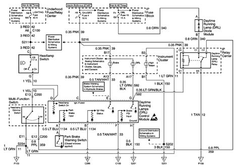 Light Switch For 1998 Gmc Savanna Wiring Diagram by Repair Guides Lighting Systems 2000 Exterior