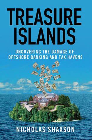 treasure islands uncovering  damage  offshore