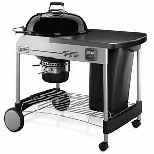 Barbecue Weber 57 Cm : barbecue charbon weber performer premium gbs 57 cm ~ Dode.kayakingforconservation.com Idées de Décoration