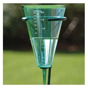rain gauge harrod horticultural uk