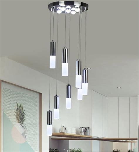 modern pendant light fixtures for kitchen 24w led pendant lights modern kitchen acrylic suspension 9766