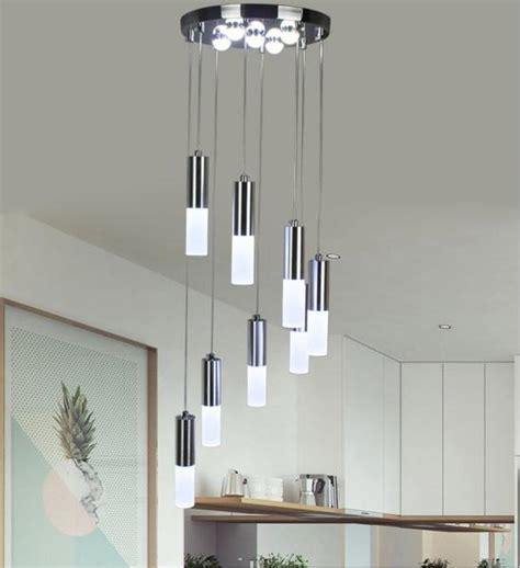 24w Led Pendant Lights Modern Kitchen Acrylic Suspension