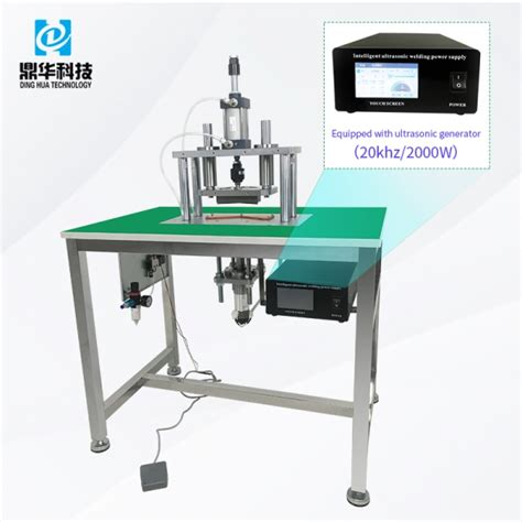 ultrasonic kn face mask edge banding press machinec