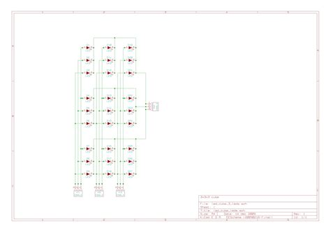 xx led cube  repository circuits  nextgr