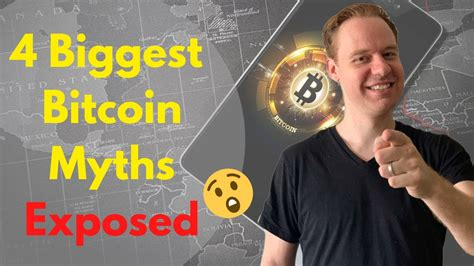 Should i invest in bitcoin? 4 Biggest Bitcoin Myths Exposed / Should you invest now ...