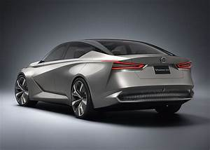 Nyias  Nissan To Bring The Vmotion Concept To Life As The