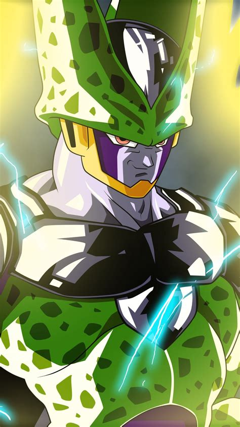 perfect cell wallpapers  images