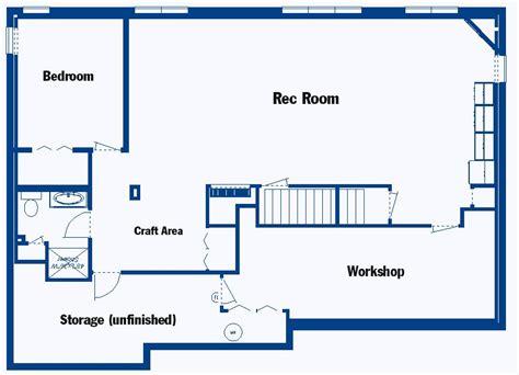 Basement Floor Plans On Pinterest  Castle House Plans